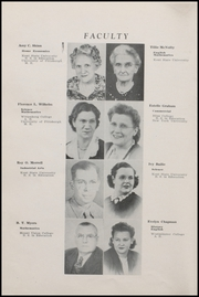Page 16, 1947 Edition, Leetonia High School - Lehiscan Yearbook (Leetonia, OH) online yearbook collection