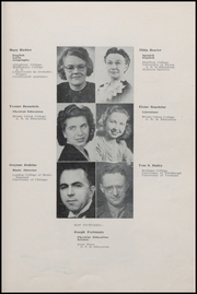 Page 17, 1947 Edition, Leetonia High School - Lehiscan Yearbook (Leetonia, OH) online yearbook collection
