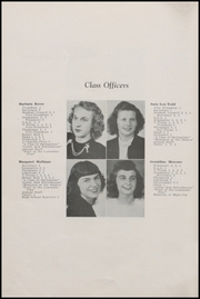 Page 18, 1947 Edition, Leetonia High School - Lehiscan Yearbook (Leetonia, OH) online yearbook collection