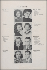 Page 19, 1947 Edition, Leetonia High School - Lehiscan Yearbook (Leetonia, OH) online yearbook collection