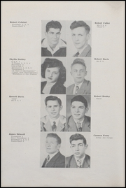 Page 20, 1947 Edition, Leetonia High School - Lehiscan Yearbook (Leetonia, OH) online yearbook collection