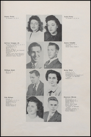 Page 21, 1947 Edition, Leetonia High School - Lehiscan Yearbook (Leetonia, OH) online yearbook collection