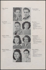 Page 23, 1947 Edition, Leetonia High School - Lehiscan Yearbook (Leetonia, OH) online yearbook collection