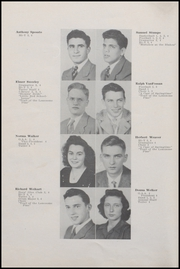 Page 24, 1947 Edition, Leetonia High School - Lehiscan Yearbook (Leetonia, OH) online yearbook collection