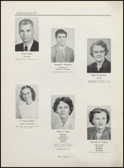 Page 12, 1953 Edition, Leetonia High School - Lehiscan Yearbook (Leetonia, OH) online yearbook collection