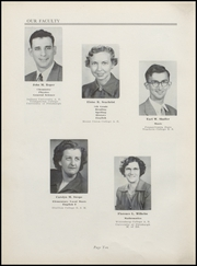 Page 14, 1953 Edition, Leetonia High School - Lehiscan Yearbook (Leetonia, OH) online yearbook collection