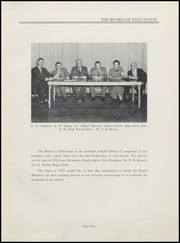 Page 9, 1953 Edition, Leetonia High School - Lehiscan Yearbook (Leetonia, OH) online yearbook collection