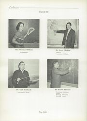 Page 12, 1959 Edition, Leetonia High School - Lehiscan Yearbook (Leetonia, OH) online yearbook collection