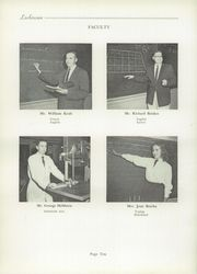 Page 14, 1959 Edition, Leetonia High School - Lehiscan Yearbook (Leetonia, OH) online yearbook collection