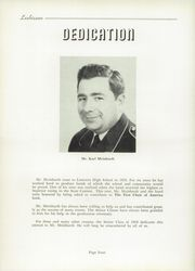 Page 8, 1959 Edition, Leetonia High School - Lehiscan Yearbook (Leetonia, OH) online yearbook collection