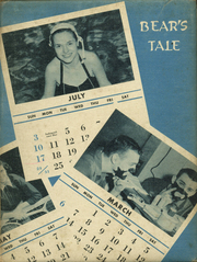 1955 Edition, Gibsonburg High School - Bears Tale Yearbook (Gibsonburg, OH)