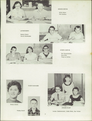 Page 11, 1955 Edition, Gibsonburg High School - Bears Tale Yearbook (Gibsonburg, OH) online yearbook collection