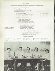 Page 12, 1955 Edition, Gibsonburg High School - Bears Tale Yearbook (Gibsonburg, OH) online yearbook collection