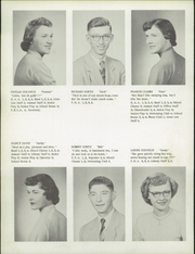 Page 14, 1955 Edition, Gibsonburg High School - Bears Tale Yearbook (Gibsonburg, OH) online yearbook collection