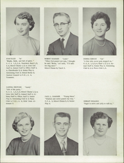 Page 15, 1955 Edition, Gibsonburg High School - Bears Tale Yearbook (Gibsonburg, OH) online yearbook collection