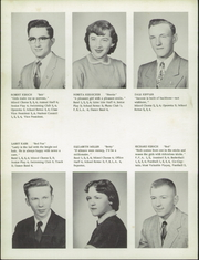 Page 16, 1955 Edition, Gibsonburg High School - Bears Tale Yearbook (Gibsonburg, OH) online yearbook collection