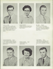 Page 17, 1955 Edition, Gibsonburg High School - Bears Tale Yearbook (Gibsonburg, OH) online yearbook collection