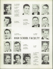 Page 8, 1955 Edition, Gibsonburg High School - Bears Tale Yearbook (Gibsonburg, OH) online yearbook collection
