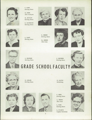 Page 9, 1955 Edition, Gibsonburg High School - Bears Tale Yearbook (Gibsonburg, OH) online yearbook collection