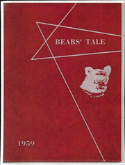 1959 Edition, Gibsonburg High School - Bears Tale Yearbook (Gibsonburg, OH)