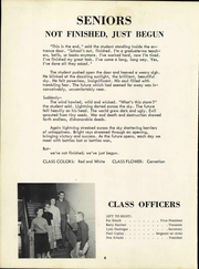 Page 14, 1959 Edition, Gibsonburg High School - Bears Tale Yearbook (Gibsonburg, OH) online yearbook collection