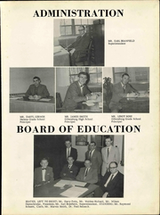 Page 9, 1959 Edition, Gibsonburg High School - Bears Tale Yearbook (Gibsonburg, OH) online yearbook collection