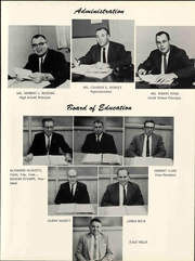 Page 13, 1962 Edition, Gibsonburg High School - Bears Tale Yearbook (Gibsonburg, OH) online yearbook collection