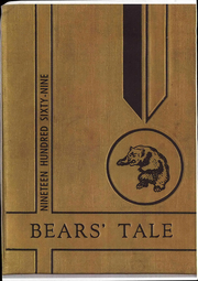 1969 Edition, Gibsonburg High School - Bears Tale Yearbook (Gibsonburg, OH)