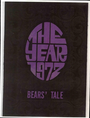 1972 Edition, Gibsonburg High School - Bears Tale Yearbook (Gibsonburg, OH)