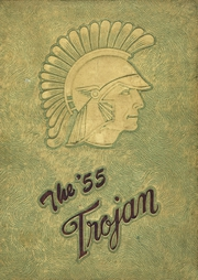 1955 Edition, McKinley High School - Trojan Yearbook (Sebring, OH)