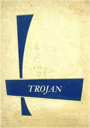 1958 Edition, McKinley High School - Trojan Yearbook (Sebring, OH)