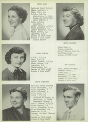 Page 12, 1955 Edition, Riverdale High School - Talon Yearbook (Mount Blanchard, OH) online yearbook collection