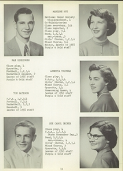 Page 15, 1955 Edition, Riverdale High School - Talon Yearbook (Mount Blanchard, OH) online yearbook collection