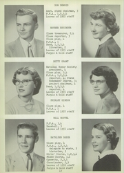 Page 16, 1955 Edition, Riverdale High School - Talon Yearbook (Mount Blanchard, OH) online yearbook collection