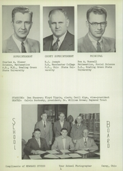 Page 8, 1955 Edition, Riverdale High School - Talon Yearbook (Mount Blanchard, OH) online yearbook collection