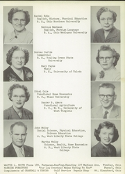 Page 9, 1955 Edition, Riverdale High School - Talon Yearbook (Mount Blanchard, OH) online yearbook collection