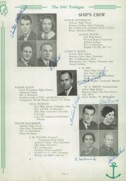 Page 10, 1941 Edition, Centerburg High School - Trohigan Yearbook (Centerburg, OH) online yearbook collection
