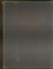 Page 1, 1919 Edition, University of Central Oklahoma - Bronze Yearbook (Edmond, OK) online yearbook collection