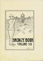 Page 5, 1919 Edition, University of Central Oklahoma - Bronze Yearbook (Edmond, OK) online yearbook collection