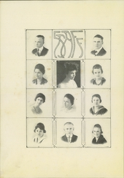 Page 6, 1919 Edition, University of Central Oklahoma - Bronze Yearbook (Edmond, OK) online yearbook collection
