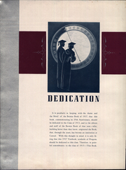 Page 12, 1937 Edition, University of Central Oklahoma - Bronze Yearbook (Edmond, OK) online yearbook collection
