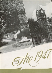 Page 6, 1947 Edition, University of Central Oklahoma - Bronze Yearbook (Edmond, OK) online yearbook collection