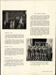 Page 217, 1948 Edition, University of Central Oklahoma - Bronze Yearbook (Edmond, OK) online yearbook collection