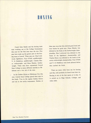 Page 218, 1948 Edition, University of Central Oklahoma - Bronze Yearbook (Edmond, OK) online yearbook collection