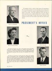 Page 36, 1948 Edition, University of Central Oklahoma - Bronze Yearbook (Edmond, OK) online yearbook collection