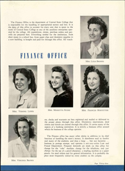 Page 37, 1948 Edition, University of Central Oklahoma - Bronze Yearbook (Edmond, OK) online yearbook collection