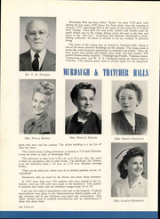 Page 40, 1948 Edition, University of Central Oklahoma - Bronze Yearbook (Edmond, OK) online yearbook collection