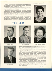 Page 41, 1948 Edition, University of Central Oklahoma - Bronze Yearbook (Edmond, OK) online yearbook collection