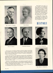 Page 44, 1948 Edition, University of Central Oklahoma - Bronze Yearbook (Edmond, OK) online yearbook collection