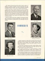 Page 45, 1948 Edition, University of Central Oklahoma - Bronze Yearbook (Edmond, OK) online yearbook collection